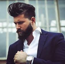 mens style hair bread men s hair and beard style android apps on google play