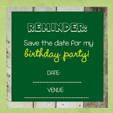 save the date birthday cards save the date birthday cards 1 best birthday resource gallery