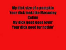 Hard Dick Meme - my dick mickey avalon lyrics youtube