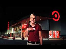 target black friday ads 2010 crazy target lady first 2010 commercial youtube