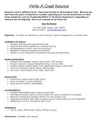sports internship cover letter peachy ideas example of cover