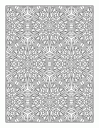 tessellation pdf coloring pages kids adults