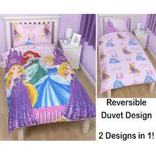 girls lilac bedding kids girls boys single duvet cover sets princess nemo cars