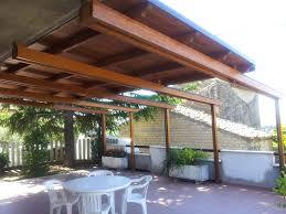 tettoia in legno per terrazzo tettoia terrazzo prezzi coperture in legno tettoie per terrazzi