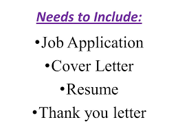 Job Application Letter With Resume by Professional Portfolio Ppt Video Online Download