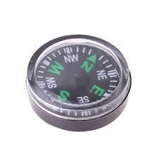 high quality pack of 12pcs small mini button compasses 20mm