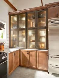 how to add glass inserts to kitchen cabinets design insights