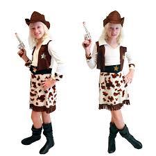 Cowgirl Halloween Costume Kids Cheap Cowgirl Fancy Dress Costumes Aliexpress