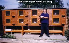 Rabbit Hutch Set Up Pigeon Fanciers Lung