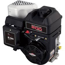 briggs u0026 stratton 800 series horizontal ohv engine u2014 205cc 1in
