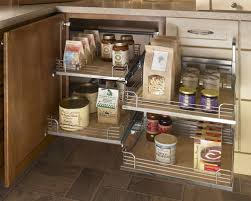 kitchen corner cabinet solutions 33 blind cabinet storage solutions how to organize deep corner