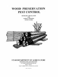 wood preservation pest control pestecide appplication and safety