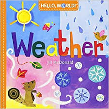 amazon weather 9780553521016 jill mcdonald