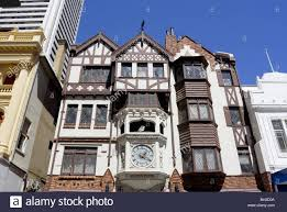 tudor style tudor style architecture at london court in perth western