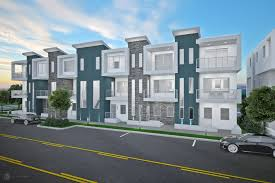 west grant street town homes design styles architecture