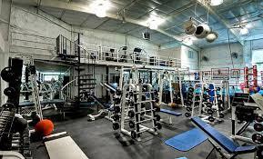 celebrity home gyms dwayne johnson mansion