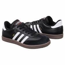 black samba sneaker adidas samba classic j sneaker boys black white style