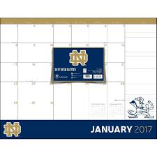 what is a desk blotter calendar university of notre dame desk pad 9781624389078 calendars com