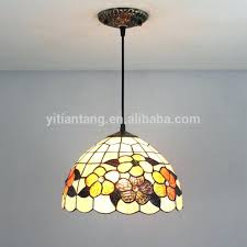 glass coolie ceiling lamp shades vintage glass hanging lamp shades