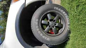 nissan armada wheel size another