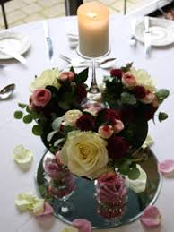 Candle Centerpiece Wedding Diy Wedding Candle Centerpiece