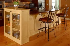 Wall Mounted Breakfast Bar Home Decor Small Kitchen With Island Ideas Contemporary