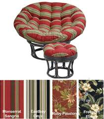 Outdoor Papasan Chair Cushion Papasan Chair Cushions