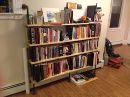 Steel Pipe Shelving by Steel Pipe Wood Furniture U2013 Like Math But Louder