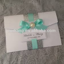 Wedding Invitation Card Wordings Wedding Freshers Party Glitter Paper With Butterfly Ribbon Wordings