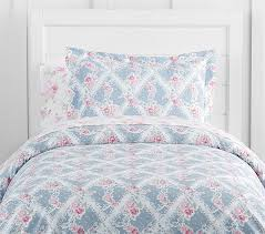 Pottery Barn Kids Bedding Clearance Organic Sadie Floral Duvet Pottery Barn Kids
