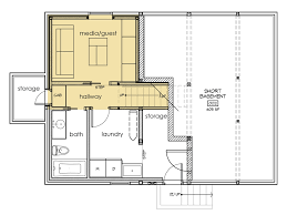 Ranch Style Home Plans With Basement 100 Examples Of Floor Plans Interior Basement Floor Plans