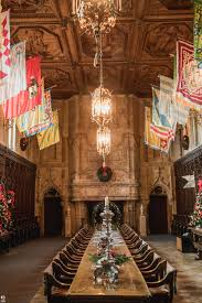 Hearst Castle Dining Room 1 700 Miles Through California Tony Yang