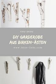 diy garderobe ihr sucht nach einer garderobe im skandinavischen stil dieses diy