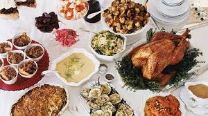 typical thanksgiving menu thanksgiving in south florida 14 great places to dine out