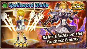 Dielle by Spellsword Dielle Valkyrie Connect Wiki Fandom Powered By Wikia