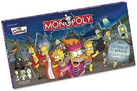Treehouse Of Horror Online Free - amazon com simpsons tree house of horrors monopoly discontinued