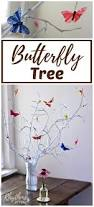Butterfly Home Decor Best 25 Butterfly Tree Ideas On Pinterest Butterfly Cards