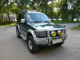 mitsubishi pajero 1996 mitsubishi pajero 1996 3 5 литра 4вд кузов v25 автомат бензин