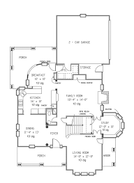 Homeplan Com by Home Plan Victorian For The New Century Startribune Com