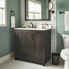 Bathroom Vanity 18 Depth Home Design As Well As Interesting 18 Depth Bathroom