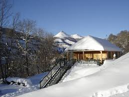 chalet a louer 4 chambres chalet 4 6 personnes proche station ski du lioran à jacques