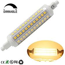 led replacement bulbs for halogen lights hero led r118 15w ww double ended 118mm r7s base led halogen