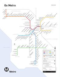 San Francisco Metro Map by Metro Rail Los Angeles Metro Map United States
