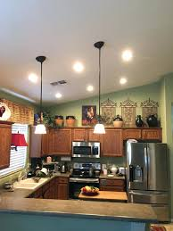 kitchen cupboard lights ebay pendant table sink island spacing