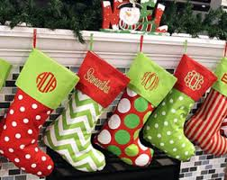 monogramed items monogrammed gifts basket liners christmas by fourbugsinarug