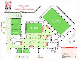 Exhibition Floor Plan Exhibition Floorplan Ispn 2016 44th Annual Meeting October 23 27