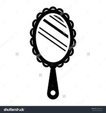 hand mirror clipart clipart collection clipart of a gradient