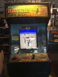 Gauntlet Legends Arcade Cabinet Ghostedge Galloping Ghost Arcade