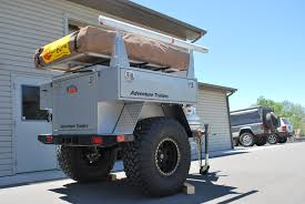 offroad trailer horizon trailer at overland equipment offroad trailer