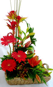 flower basket floral arrangments home gift baskets flower flower basket